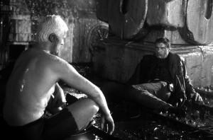 A cena mais emocionante do filme! Só quem compreendeu Blade Runner se emocionou de verdade nesse trecho...