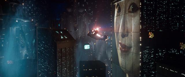 Cidade futurista com toque retrô... Cool, não?